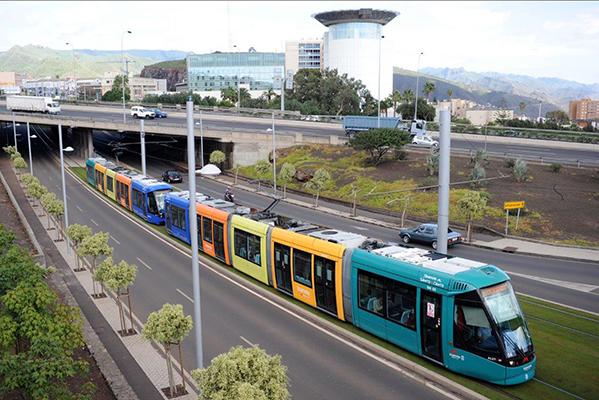 Sí Podemos Canarias pedirá información al Cabildo sobre el proyecto de ampliación del tranvía hasta Los Rodeos