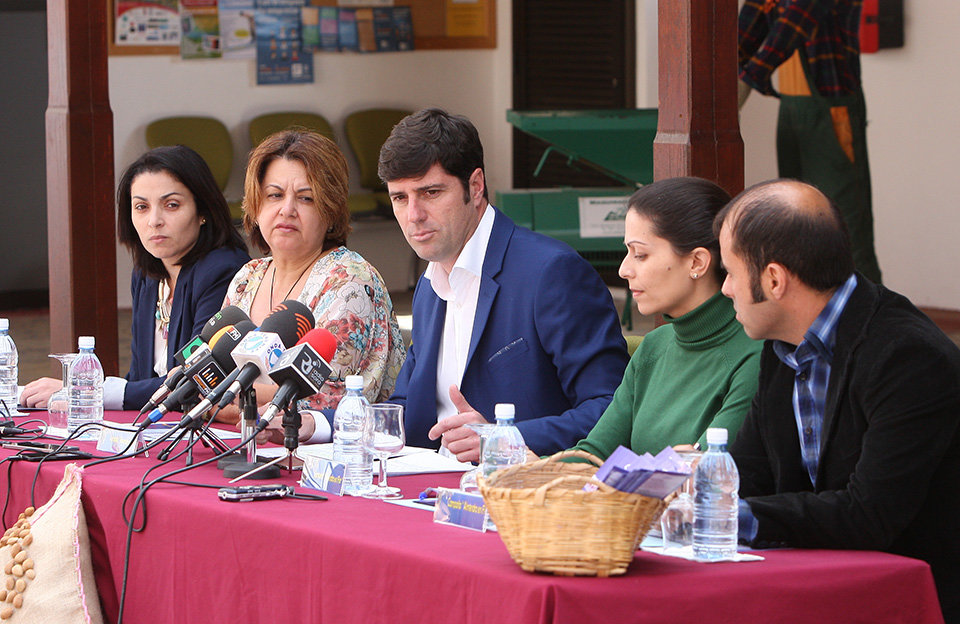 Santiago del Teide vuelve a conquistar al público asistente a Fitur