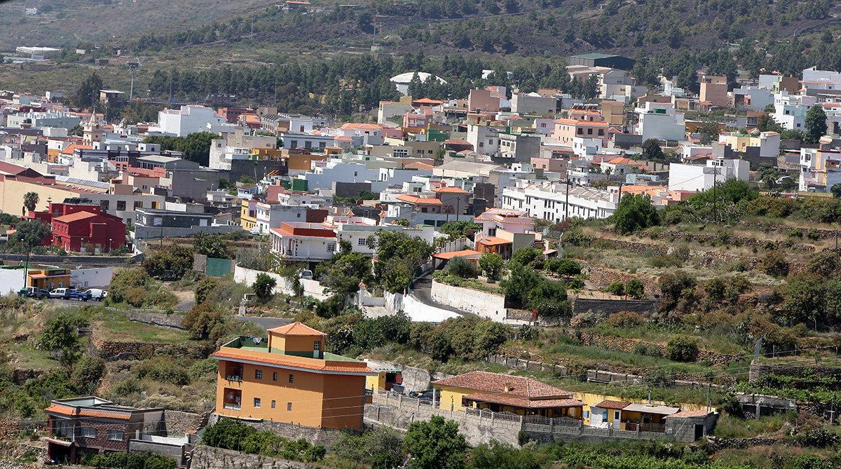 Arafo estudia electrificar y reforzar las l neas de siete zonas rurales del municipio arafo - Trabajo desde casa tenerife ...