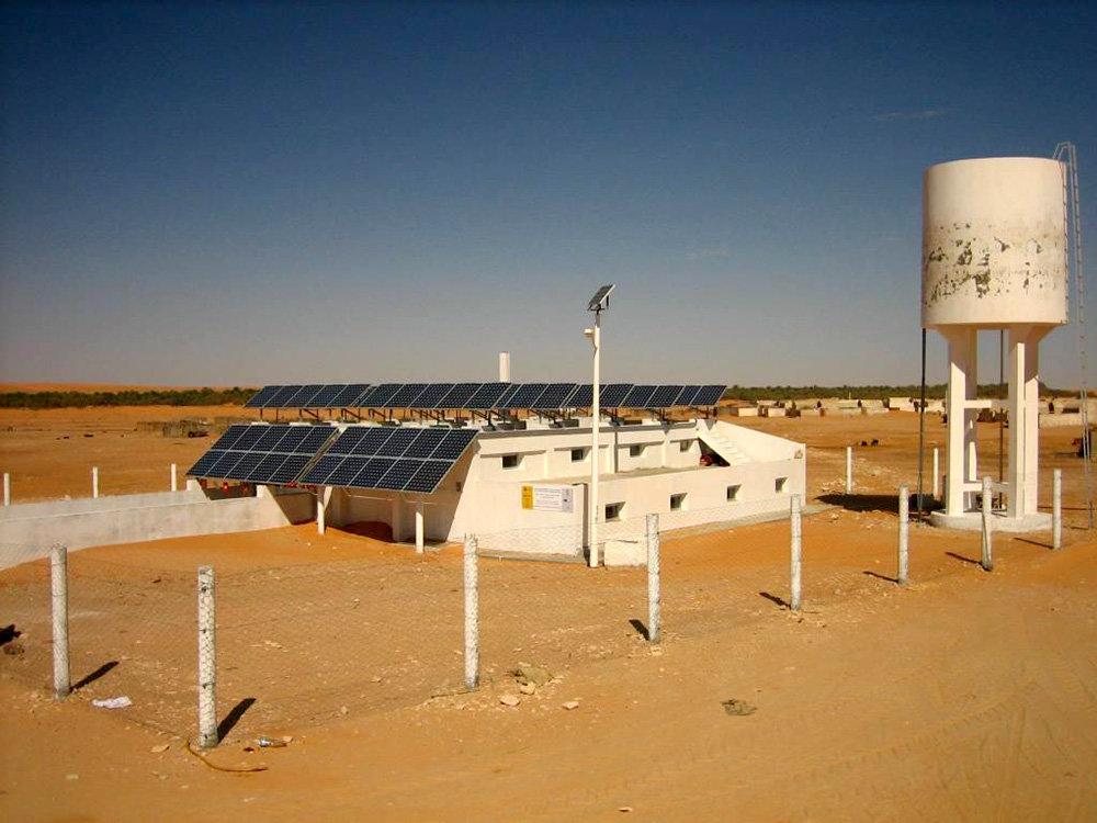 Tecnolog a hecha en canarias permite abastecer de agua - Energia solar tenerife ...