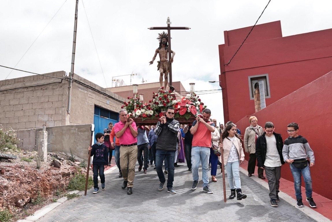 La jornada se iniciará a las 10.00 de la mañana en la parroquia de San Antonio Abad, desde donde saldrá en procesión la imagen del Cristo de la Salud para recorrer las calles del casco
