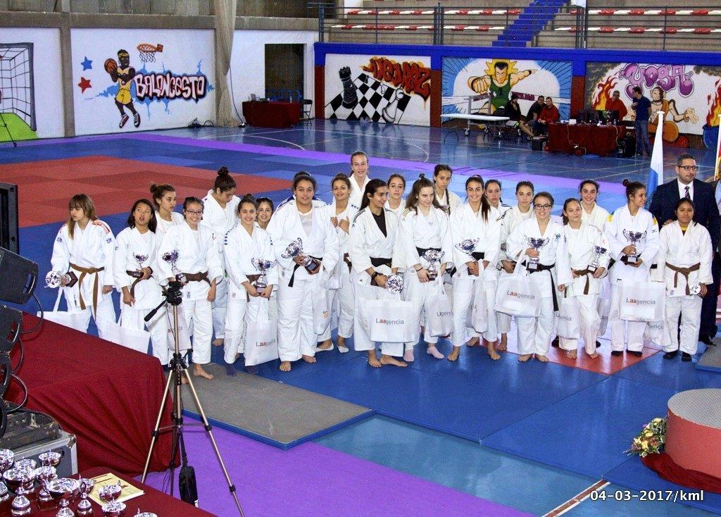 Canarias consigue m s de sesenta medallas en la vii copa - Pabellon de deportes de madrid ...