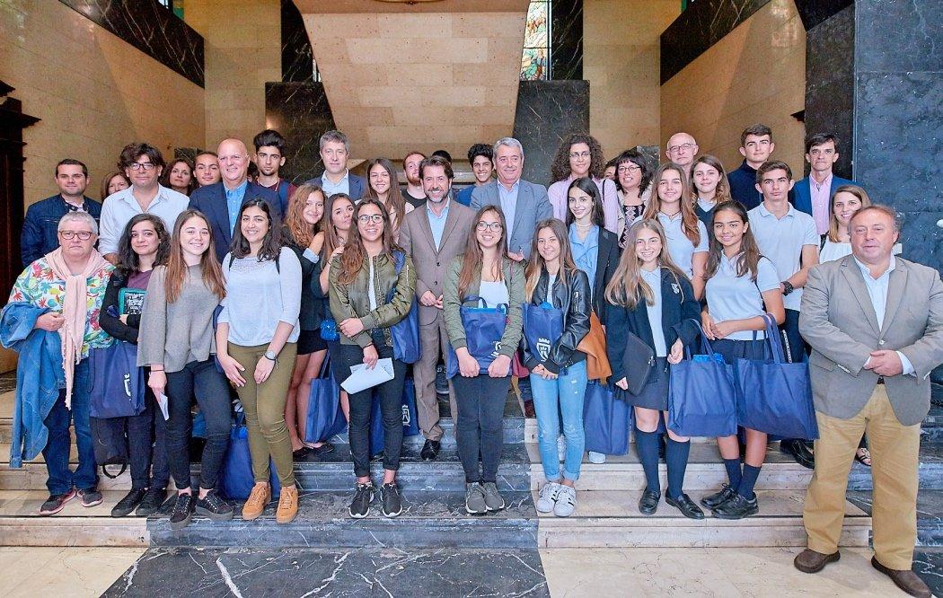 El Ies El Sobradillo Representara A Tenerife En El Concurso Regional