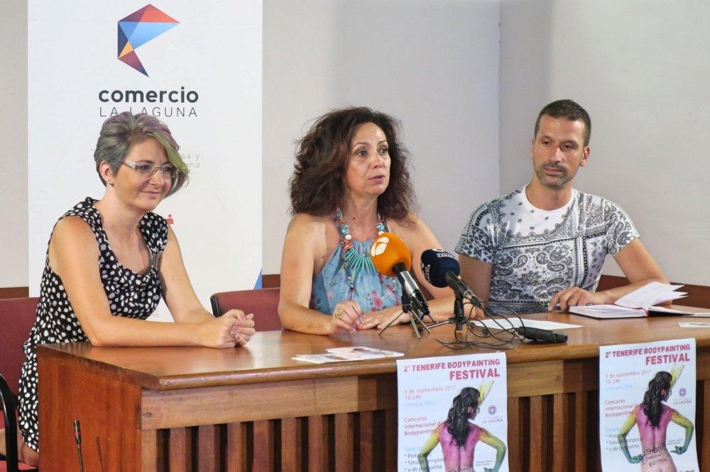 Los participantes realizarán en directo pinturas corporales en el entorno de Camino Largo