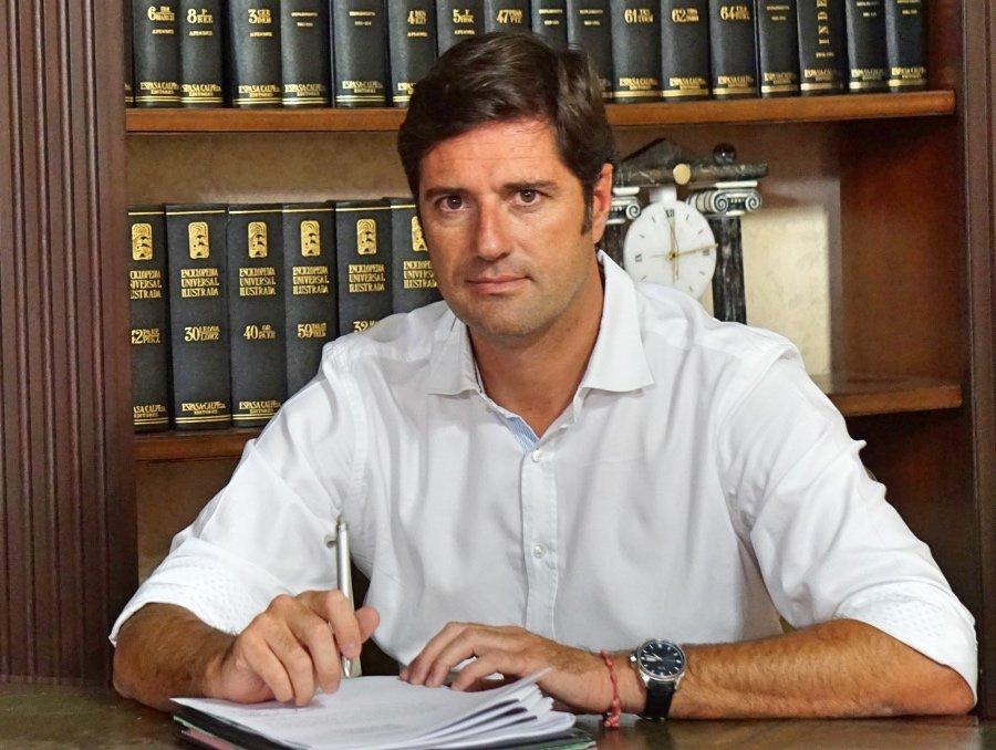 Resultado de imagen de alcalde santiago del teide