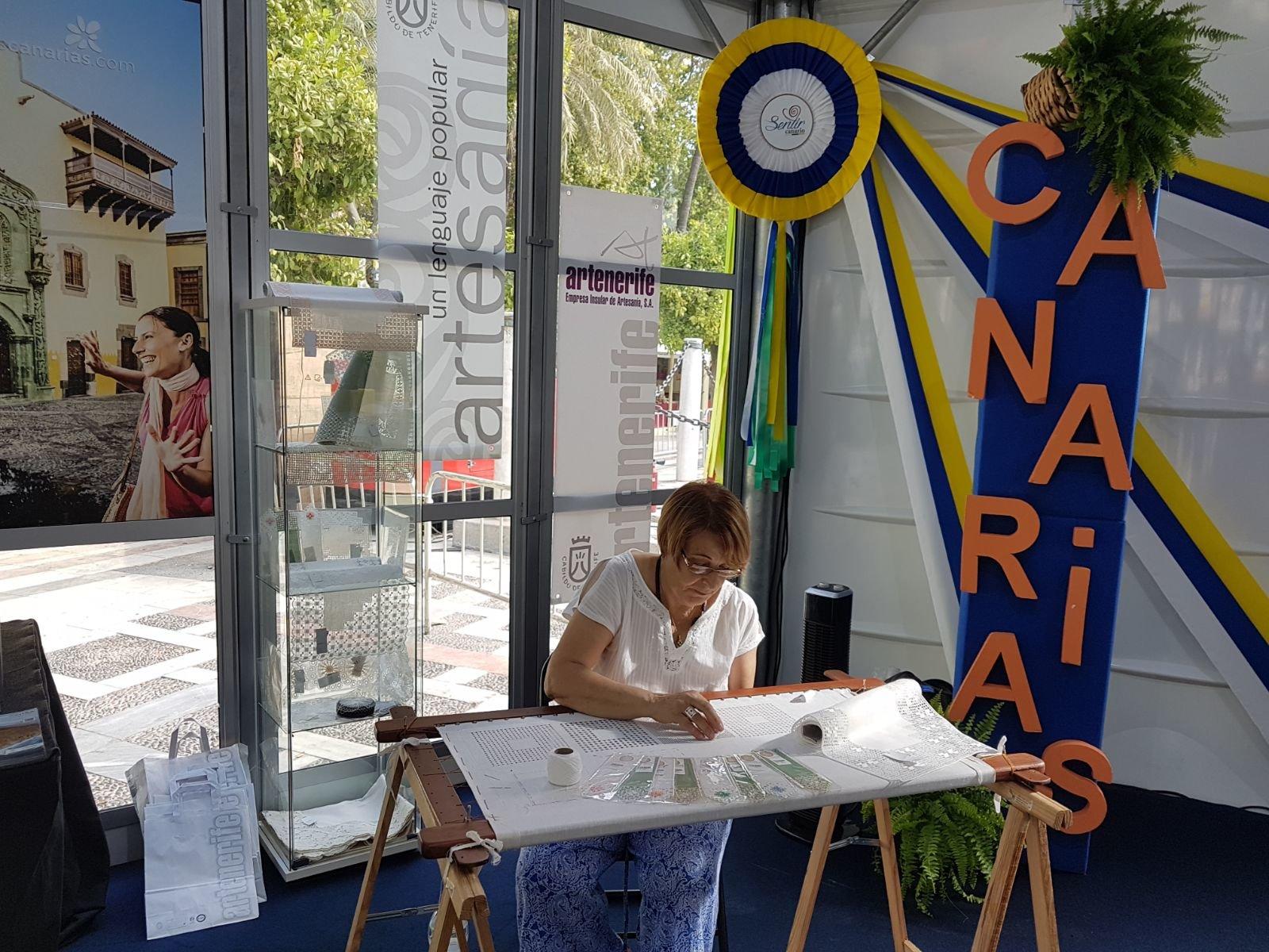 La artesan a de tenerife destaca en el ix encuentro de casas regionales y provinciales en - Trabajo desde casa tenerife ...