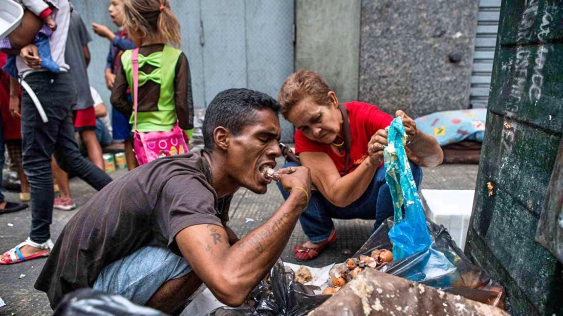 Resultado de imagen para fotos tragedia venezolanos