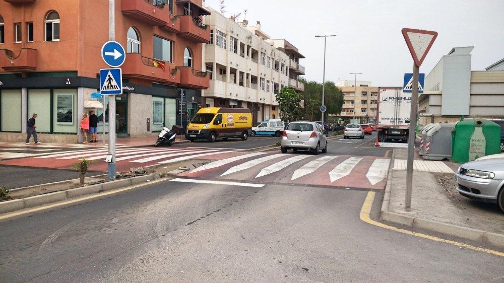 Resultado de imagen de Arona rehabilitará las zonas verdes de la avenida Príncipe Felipe de Las Galletas y del acceso a La Garañaña