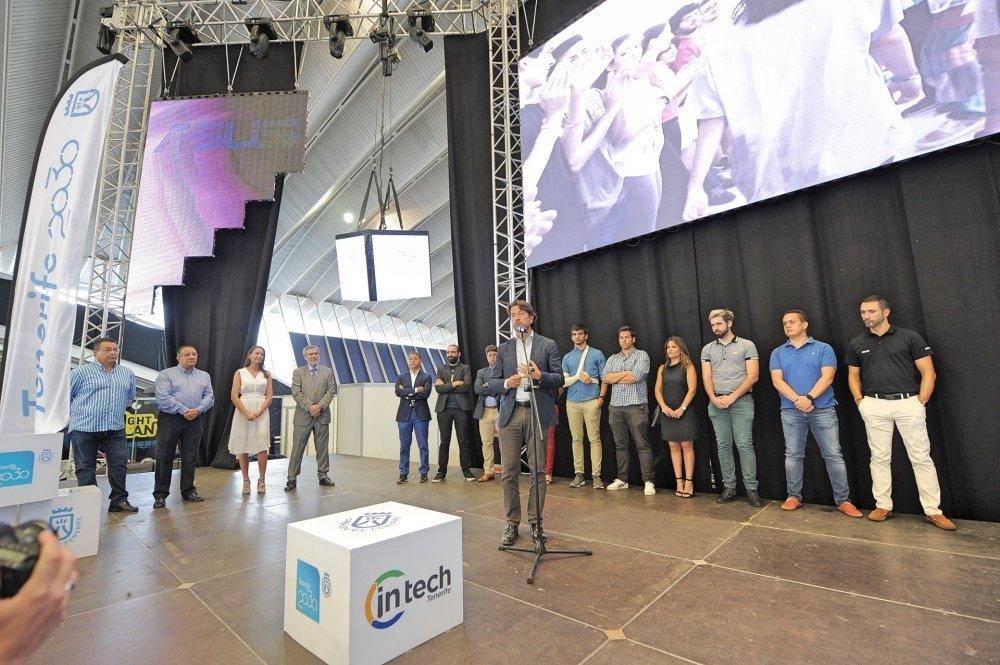 TLP Tenerife 2018 se consolida como laboratorio tecnológico vinculado al empleo
