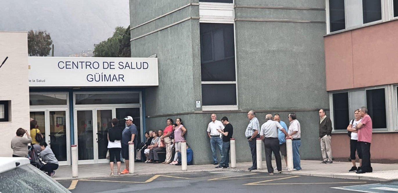 Sanidad amplía el horario del servicio de Urgencias del Centro de Salud de Güimar