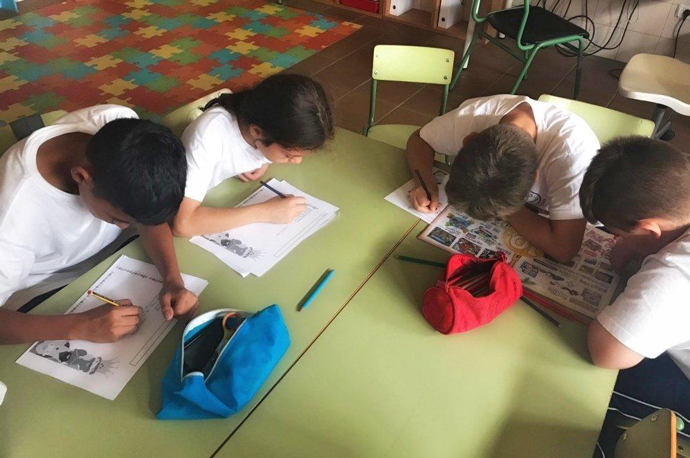 Resultado de imagen de San Miguel acoge un proyecto de refuerzo educativo dirigido a la infancia