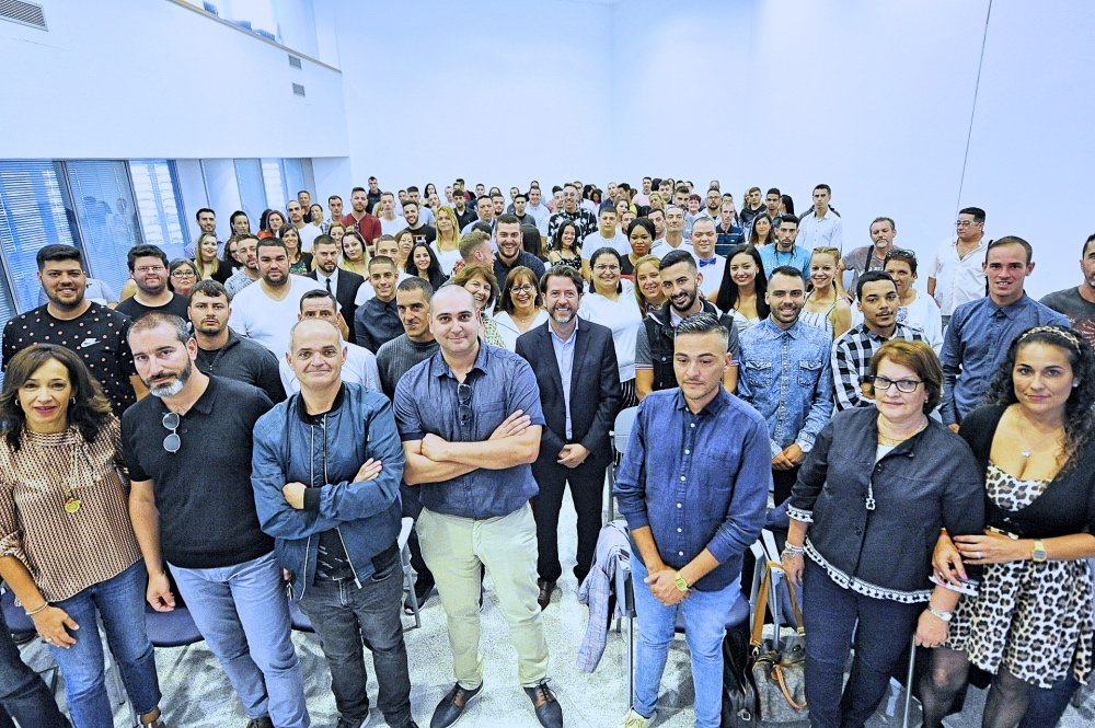 El Cabildo propicia que la ciudadanía aporte ideas y sugerencias al proyecto de inclusión social Inforemiass