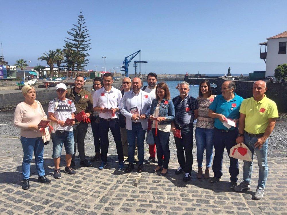 El PSOE propone medidas para fomentar la pesca y la acuicultura sostenibles
