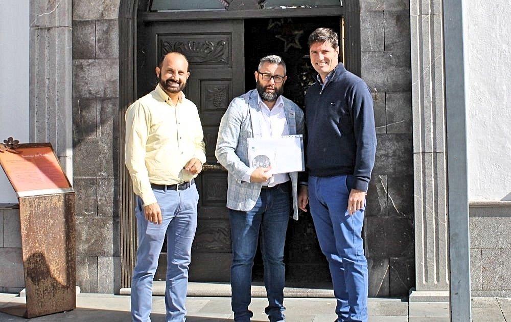 Resultado de imagen de Cabildo y Santiago del Teide sacan adelante el Plan de Modernización, Mejora e Incremento de la Competitividad de Puerto Santiago