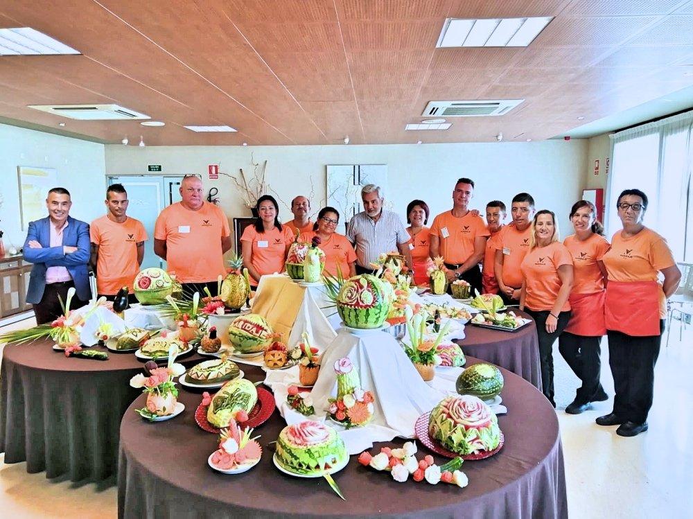 """El PFAE """"Maridaje"""" forma a quince personas del municipio de Adeje"""