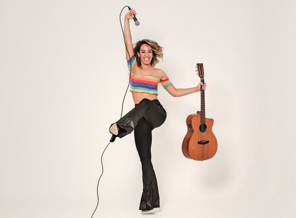 Rocío Ruano estará en el Festival Guía de Identidad este viernes en Candelaria