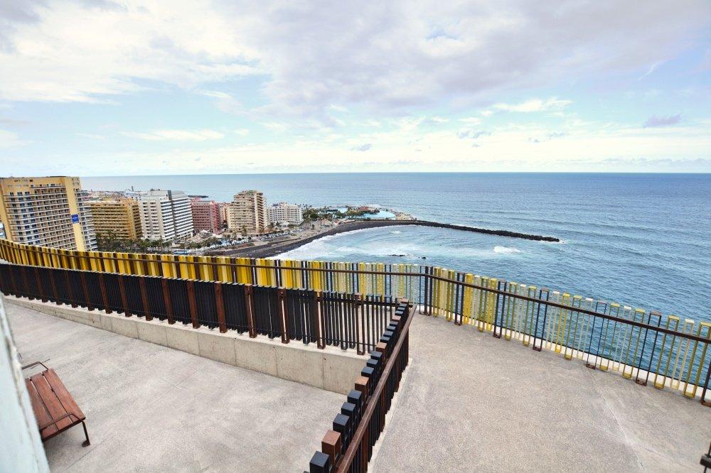 Resultado de imagen de El tramo central del paseo de La Costa de Puerto de la Cruz ya está abierto