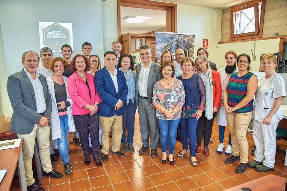 La entrega de premios se celebrará el sábado 23 de noviembre en el patio de la Casa del Vino, en El Sauzal, en el marco de la X Feria de la Miel de Tenerife