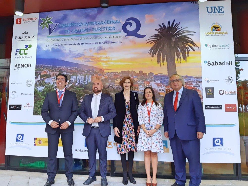 Pedro Martín negocia con el Gobierno de Canarias más inversión para Turismo de Tenerife