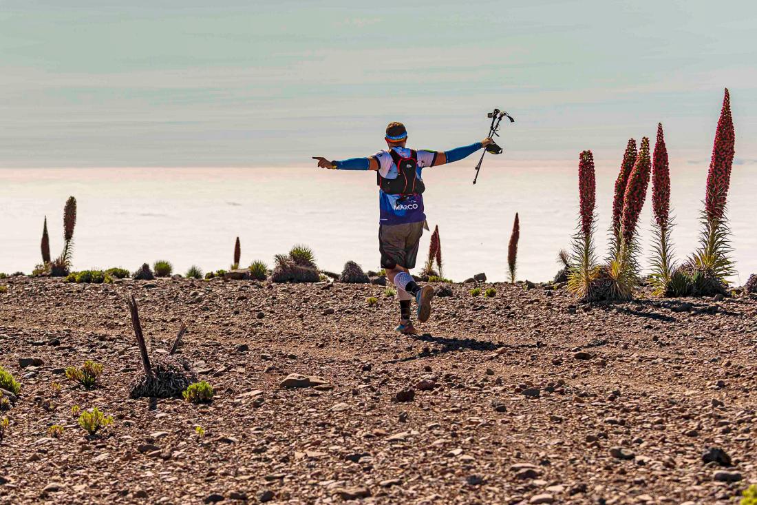 La modalidad Trail de la carrera tinerfeña, de 71 kilómetros, forma parte del calendario junto a otras cinco pruebas nacionales
