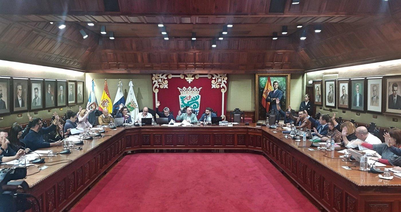 Se extiende la petición al resto de municipios para que se sumen a una iniciativa que contó con el respaldo de todo el plenario municipal