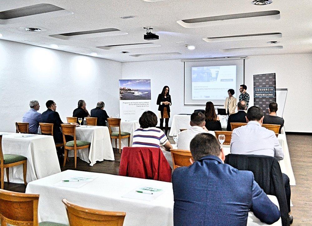 El Consorcio urbanístico para la rehabilitación del municipio ha organizado una jornada en torno a las instalaciones térmicas en edificios y frigoríficas.