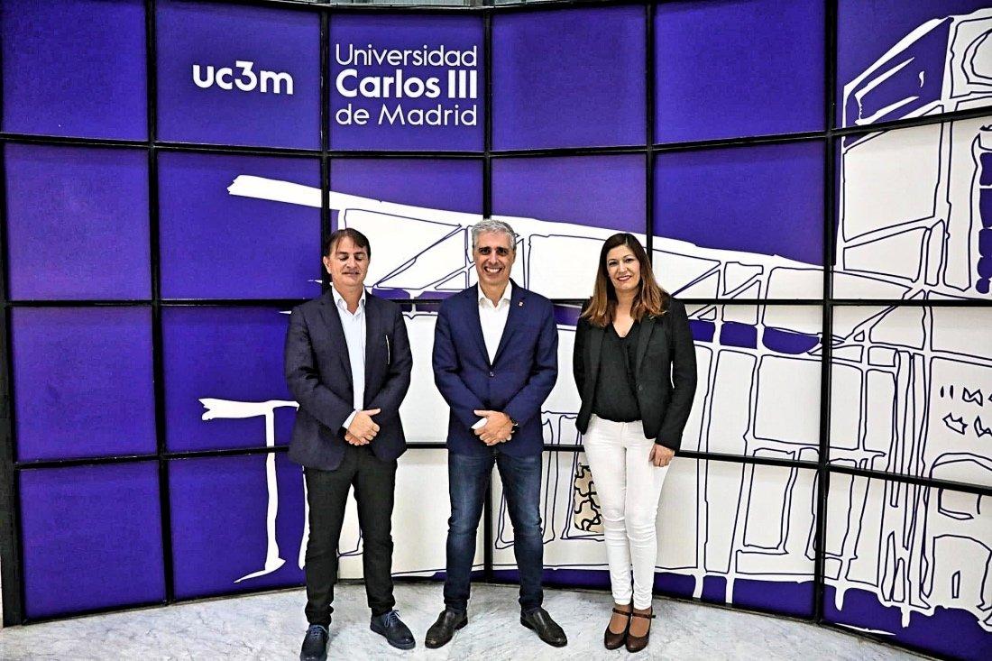 El Parque Tecnológico de Tenerife participó, junto con otras cuatro instituciones, en una jornada en Madrid organizada por la Asociación Nacional de Parques Científicios y Tecnológicos de España