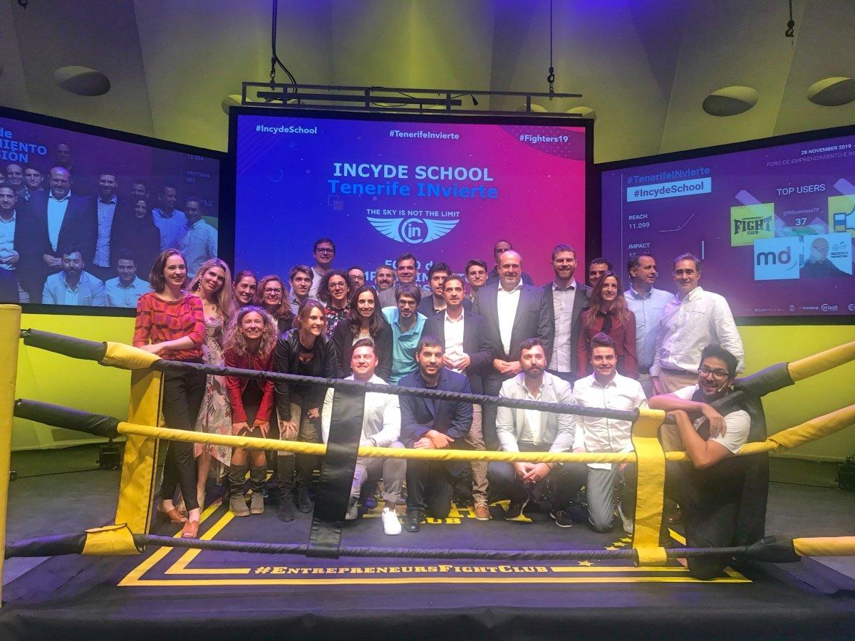 Tenerife Invierte premia una idea innovadora aplicada a los videjuegos