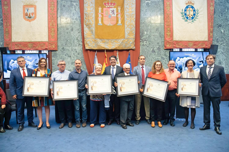 El Cabildo de Tenerife entrega los galardones de los X Premios Tenerife Rural Pedro Molina