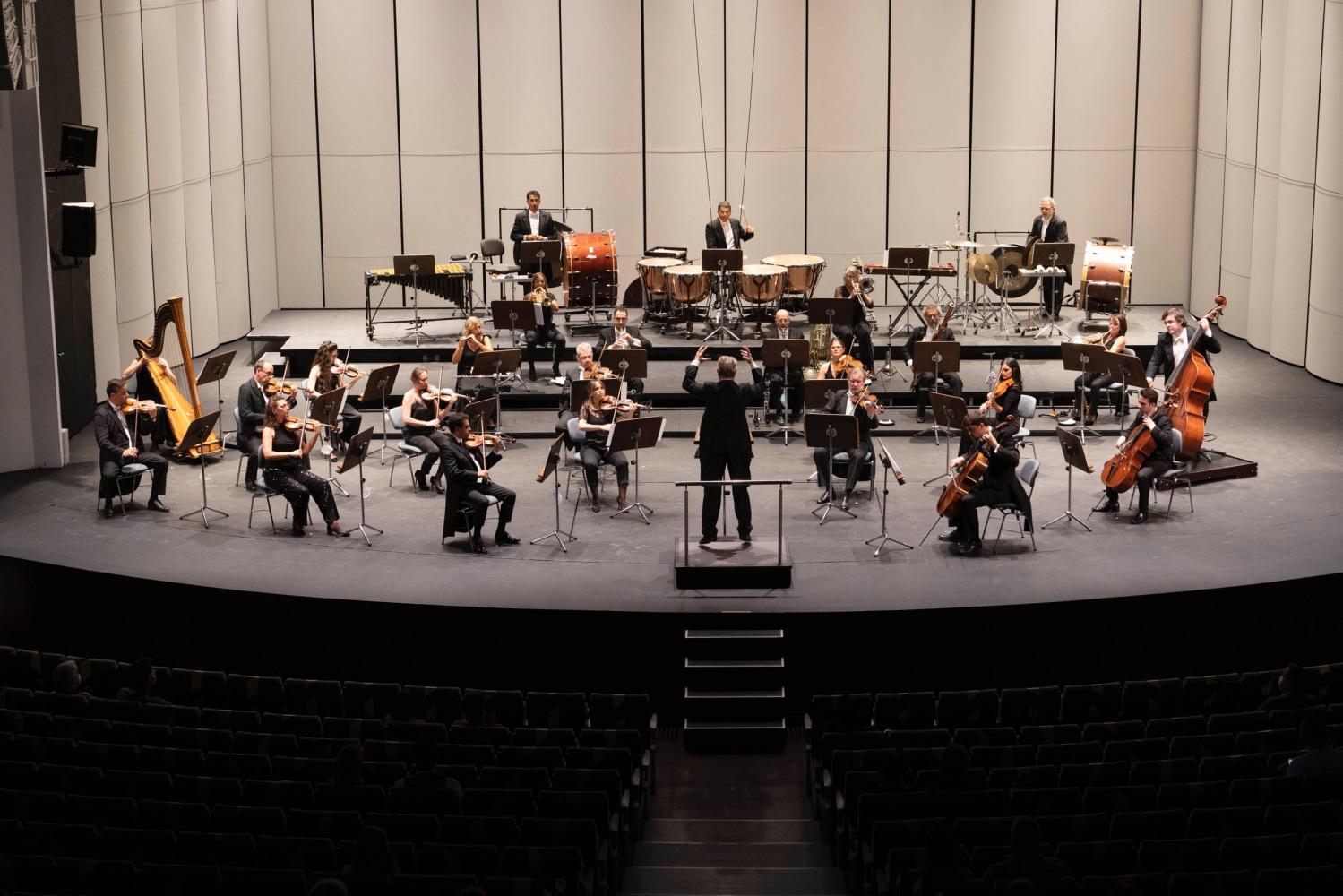 La Sinfónica y el Auditorio cierran este viernes su ciclo de reapertura con las entradas agotadas