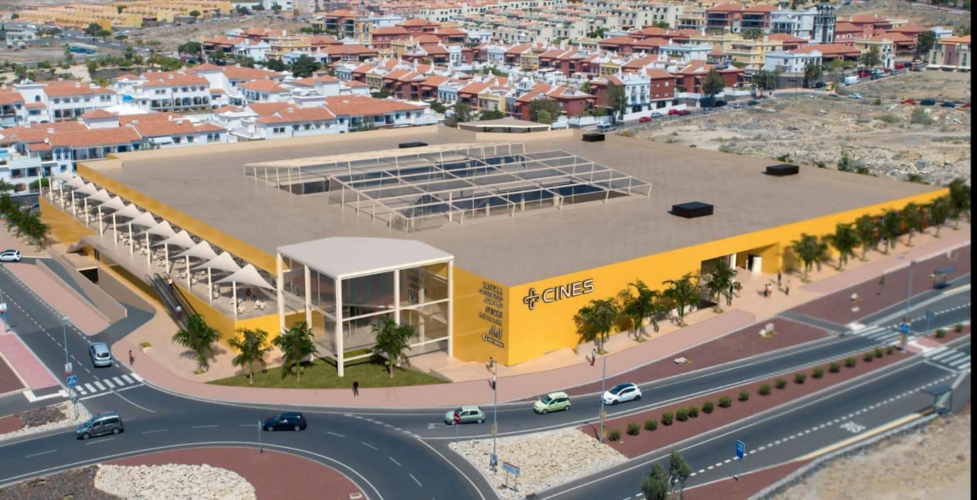 Centro comercial La Gran Manzana Las Chafiras San Miguel -54_Fotor